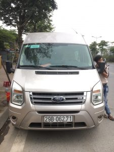 ford transit luxury 2014